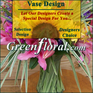 Our Designer\'s Vase Design Choice