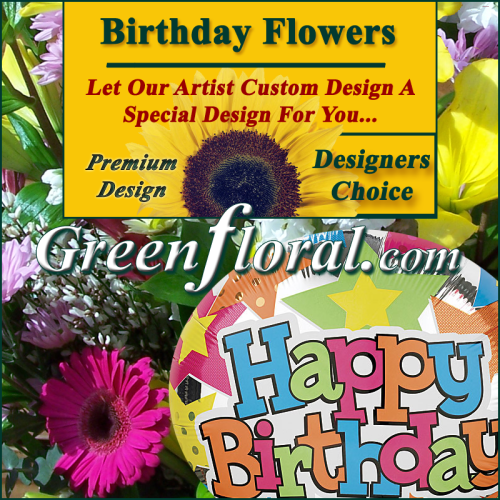 Our Designer\'s Happy Birthday Design Choice Premium
