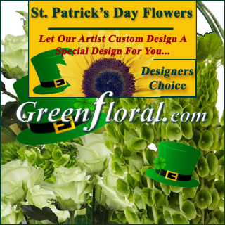 Our Designer\'s St. Patrick\'s Day Design Choice