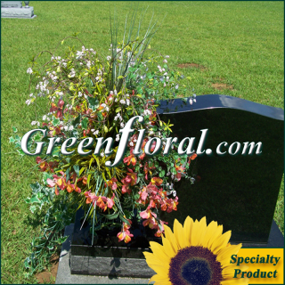 Silk Cemetery Arrangement-FFCEM-1000-01