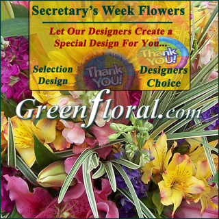 Our Designer\'s Secretary\'s Week Design Choice Selections Catalog