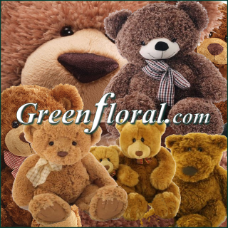Stuffed Animals (Gift Bagged Wrapped)