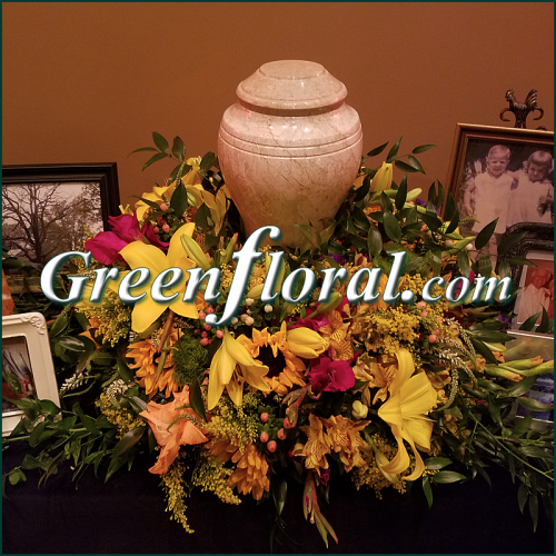 Cremation Urn: The R. R. Maselle Urn Design