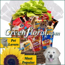 Pet Lover\'s Baskets