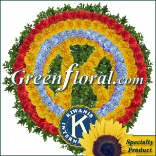 The Kiwanis Floral Emblem