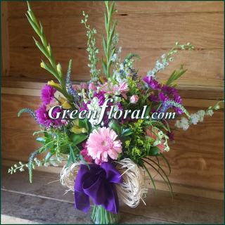 The Lula Garden Design Vase
