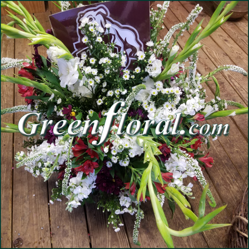 The Starkville Grapevine Basket Design