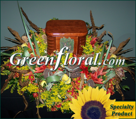 Cremation Urn: The J. W. Johnson Urn Design