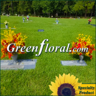 Silk Cemetery Arrangement-FFCEM-1000-61