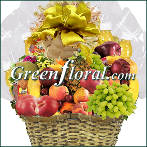 The Fruit and Harvest Basket
