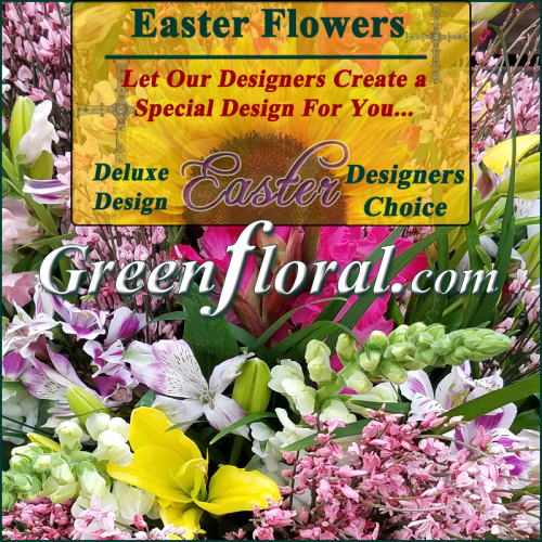 Our Designer\'s Easter Design Choice Deluxe
