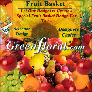 Our Designer\'s Fruit Basket