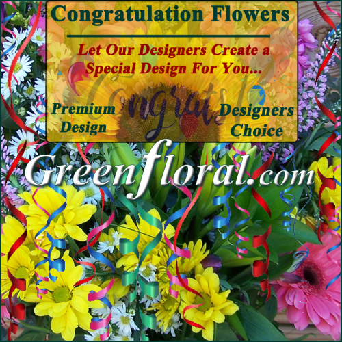 Our Designer\'s Congratulations Design Choice Premium