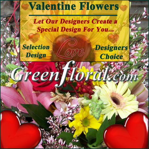 Our Designer\'s Valentine Design Choice Selections Catalog
