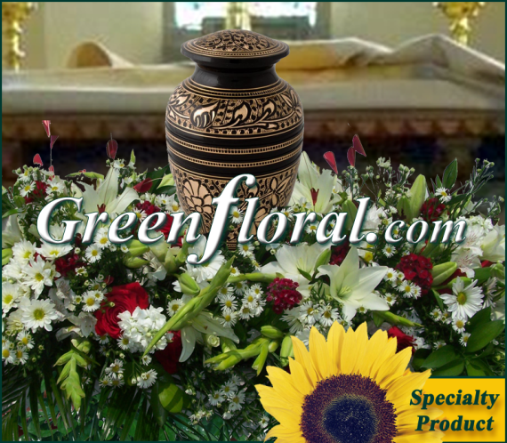 Cremation Urn: The R. S. Kennedy Urn Design