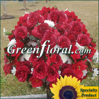 Silk Cemetery Arrangement-FFCEM-1000-28