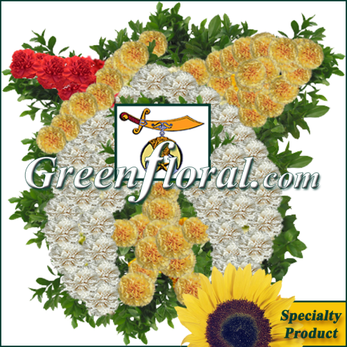 The Shriner Floral Emblem