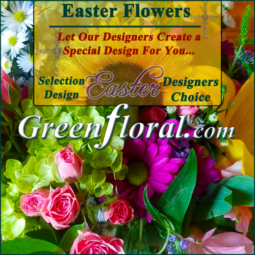 Our Designer\'s Easter Design Choice Selections Catalog