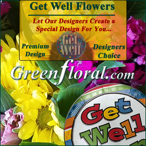 Our Designer\'s Get Well Design Choice Premium