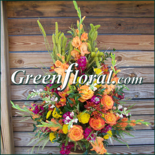 The Cheswold Garden Basket