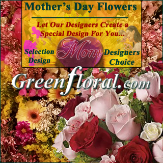 Our Designer\'s Mother\'s Day Design Choice Selections Catalog